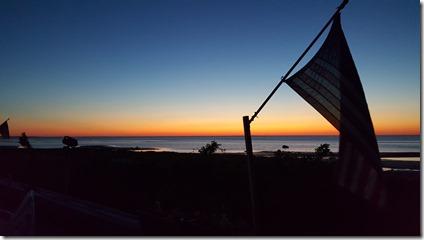 SunsetFlag